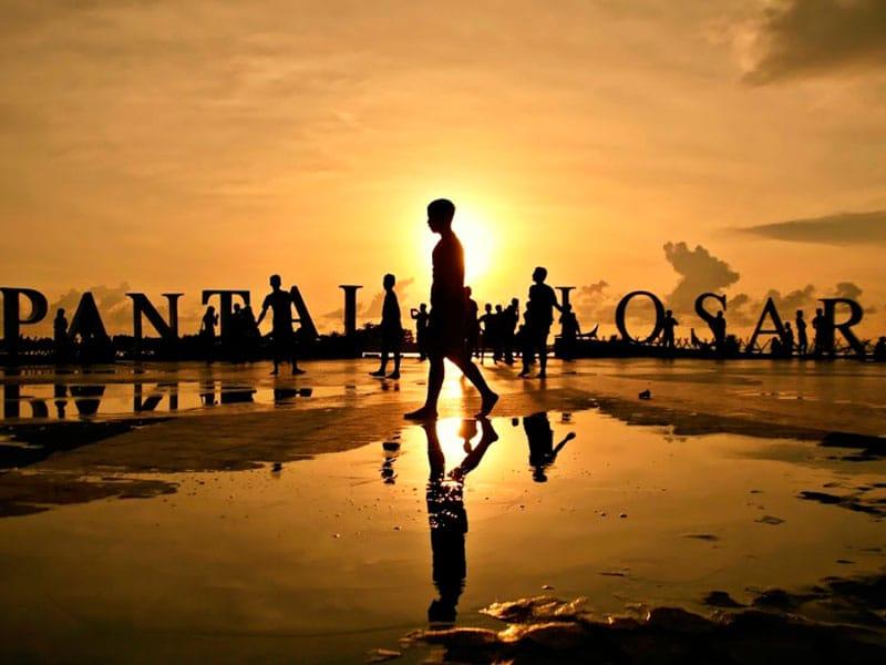 Panorama Pantai Losari