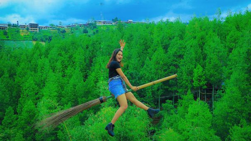 Review Wisata Dago Dream Park Bandung