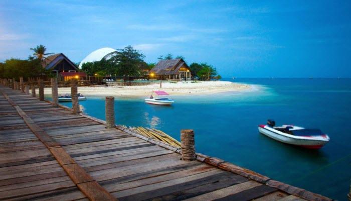 Pantai Pulau Umang - Pantai Di Anyer