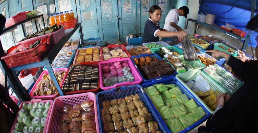 Makanan Khas Indonesia Bulan Puasa