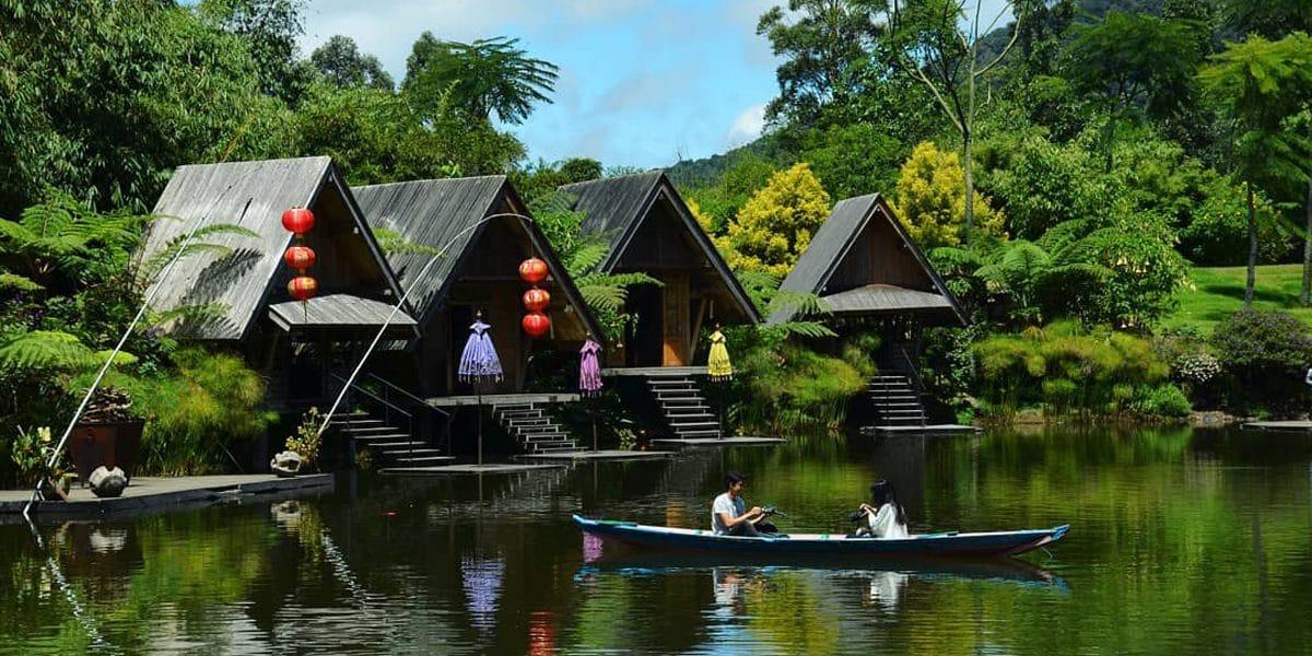Dusun Bambu Lembang, Wisata Alam di Bandung Terbaik yang Ampuh Lepas Penat dan Segarkan Otak