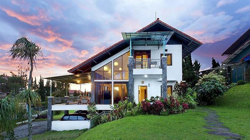 De Villa I Istana Bunga