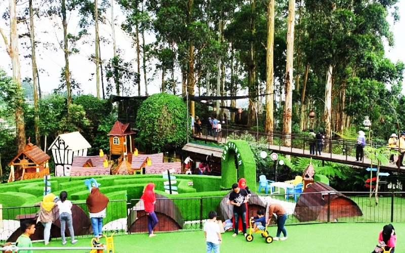 Wisata ramah keluarga dan ramah anak