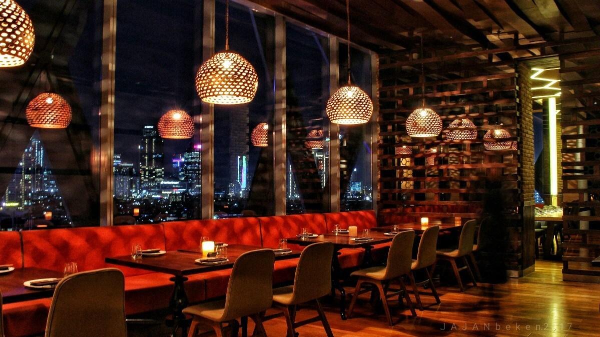 Akira Back Restoran Murah di Jakarta