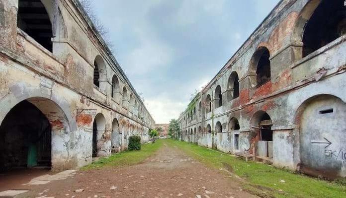 Benteng Pendem Ambarawa Wisata Semarang