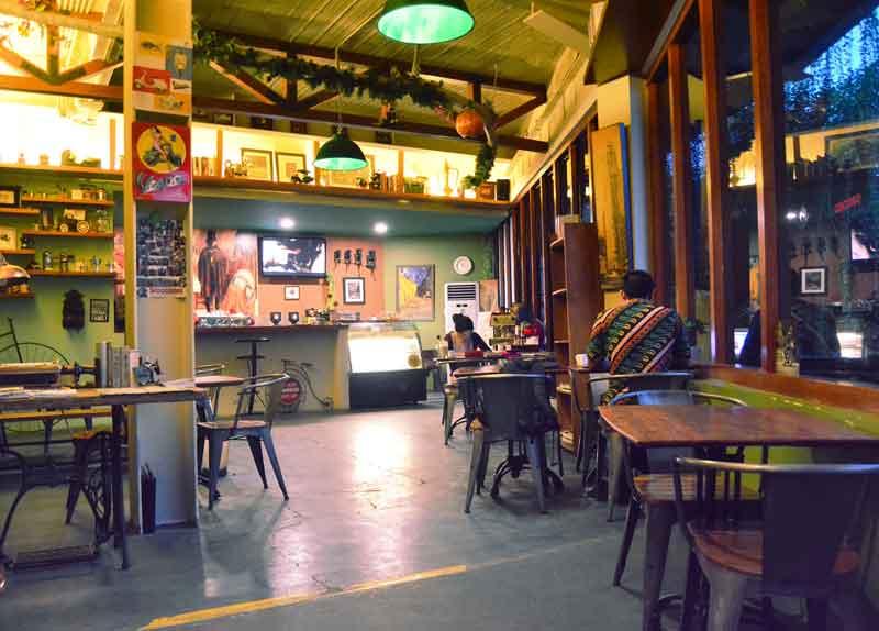 Blumchen Coffee Restoran Murah di Jakarta