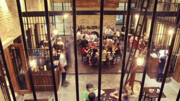Bong Kopitown Jakarta Restoran Murah di Jakarta