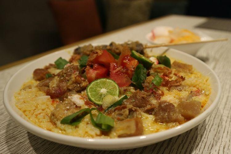 Gulai Tikungan Restoran Murah di Jakarta