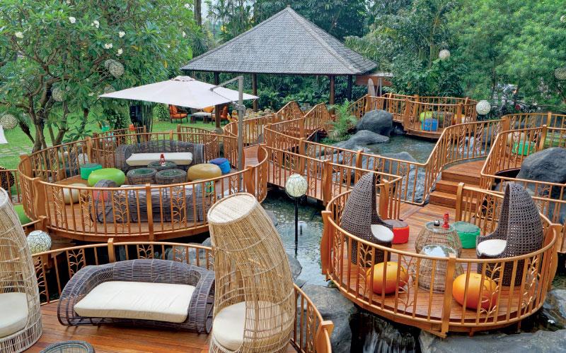 Jimbaran Lounge Restoran Murah di Jakarta