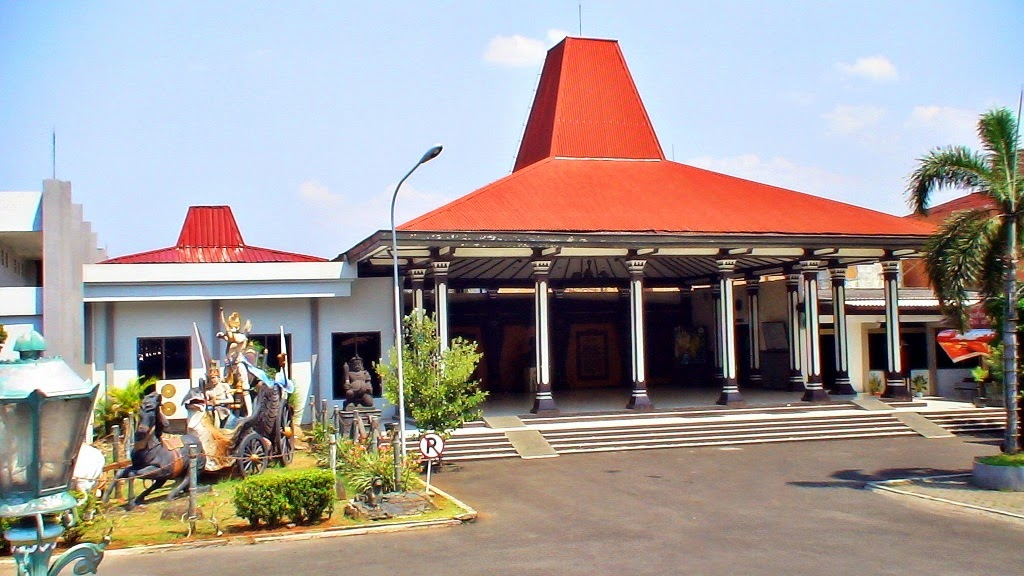 Museum Ranggawarsita Wisata Semarang