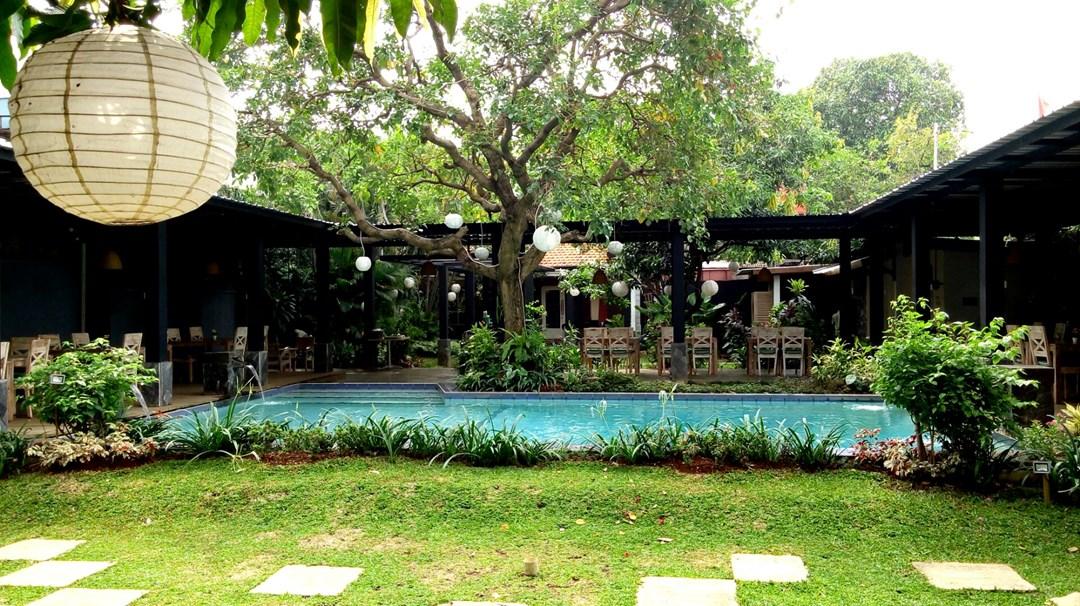 Omah Sendok Restoran Murah di Jakarta