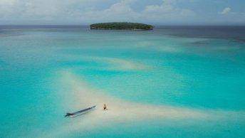 pantai di Papua