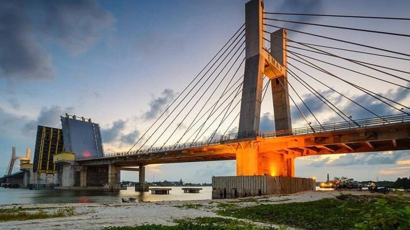 Jembatan Emas Bangka