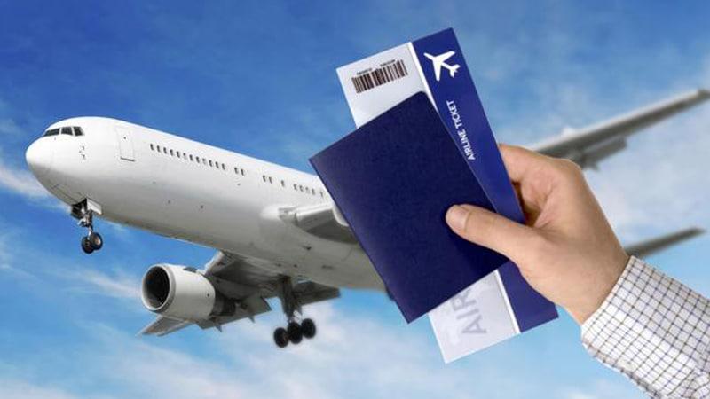 Siapkan tiket pesawat Anda