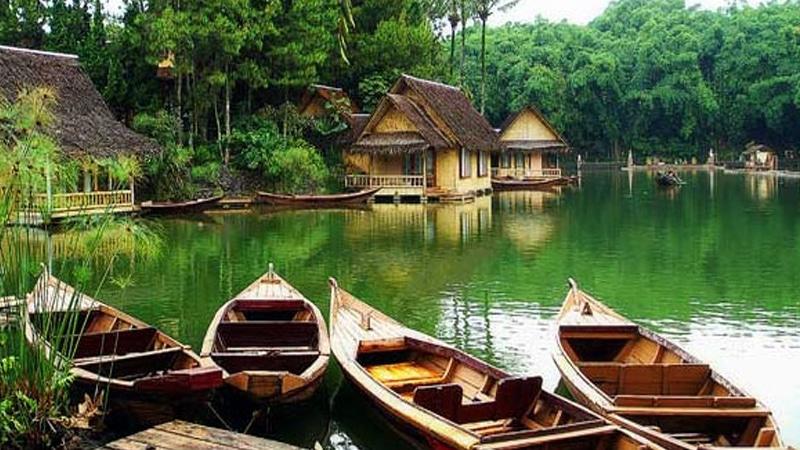 Kampung Sampireun2