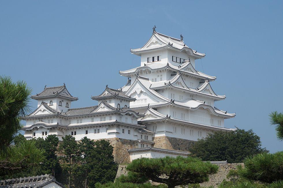 istana himeji - wisata Jepang