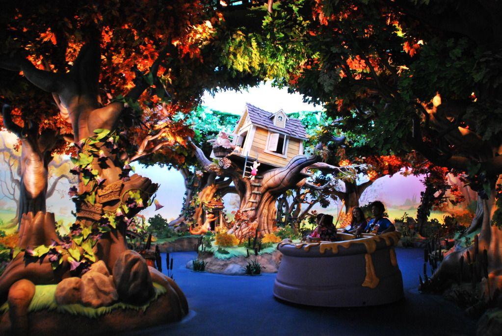 pooh & # 39; s hunny hunt tokyo disneyland