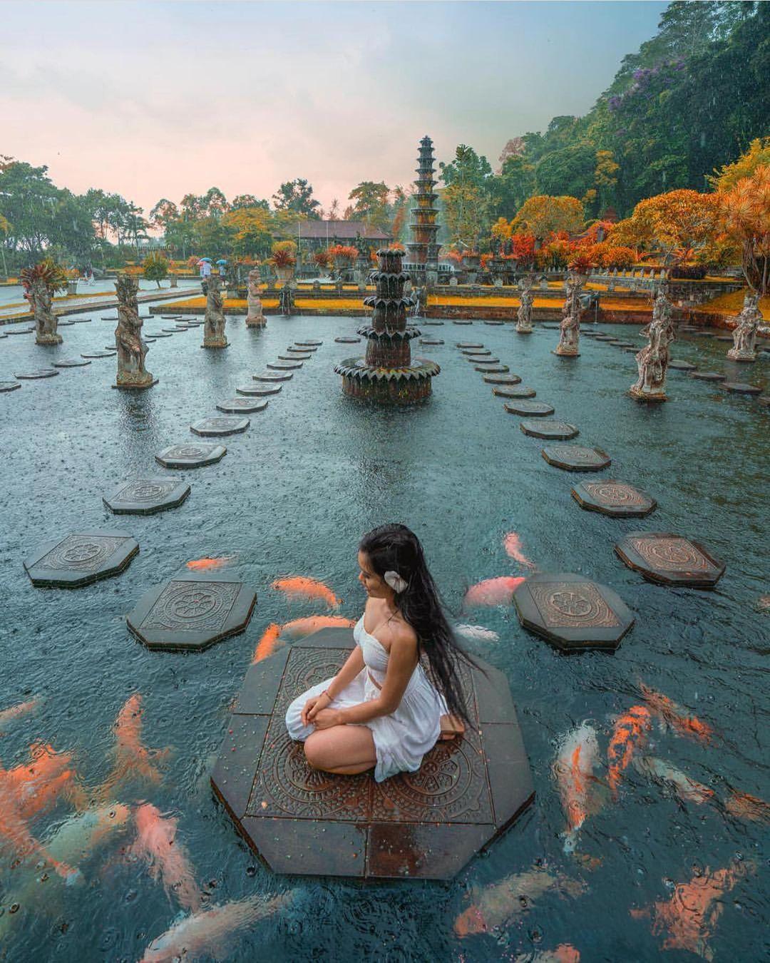 Taman Air Tirtagangga (anniesbucketlist)