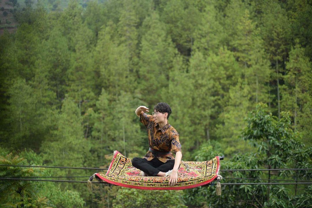 Itinerary Bandung Hari Kedua - Dago Dream Park (bandung_oppa)