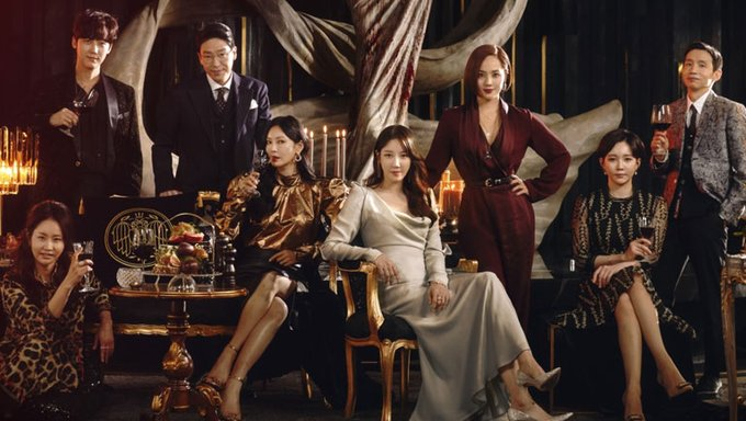 Drama Korea - The Penthouse War In Life (kpopmap)