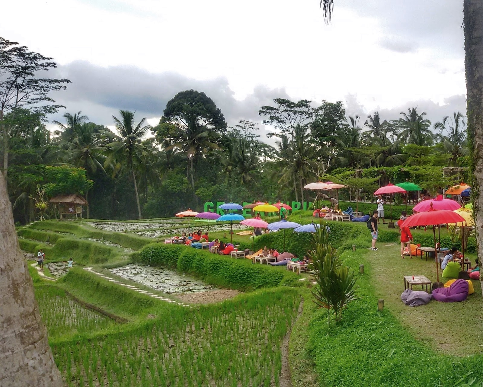 Green Kubu, Ubud, Bali (jasanusadewata)