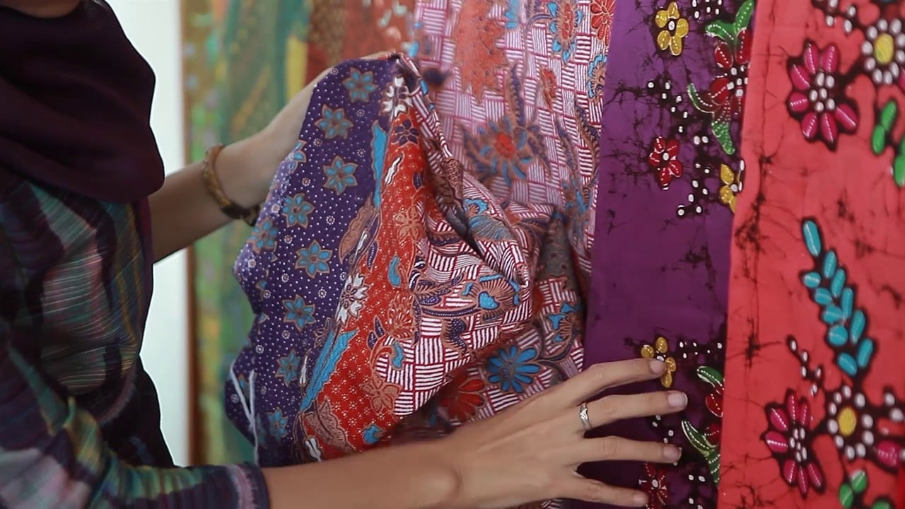 Oleh-oleh Khas Kebumen - Batik Kebumen (batikwaletsekarjagad)