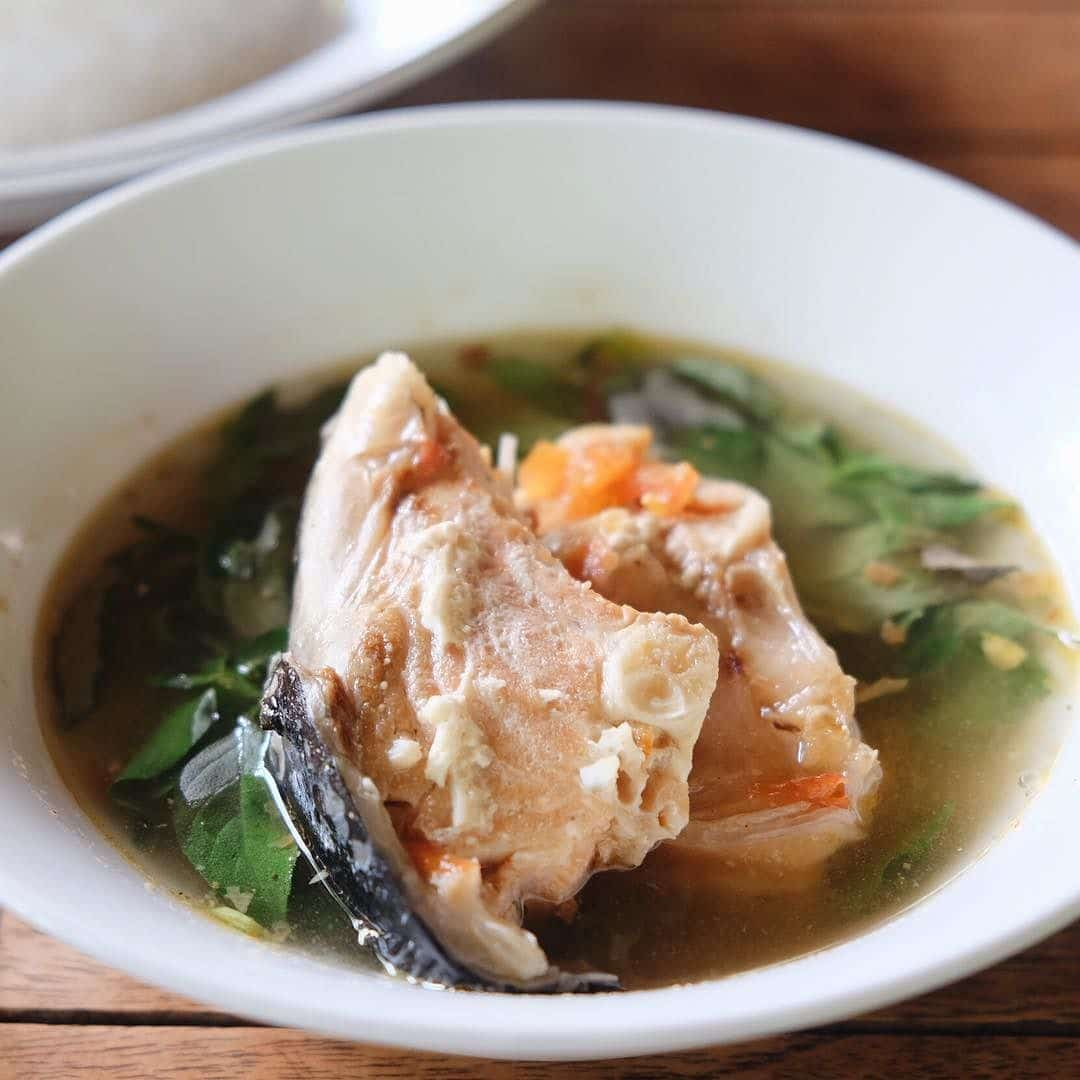 Warung Padi Salmon (nyokepo)