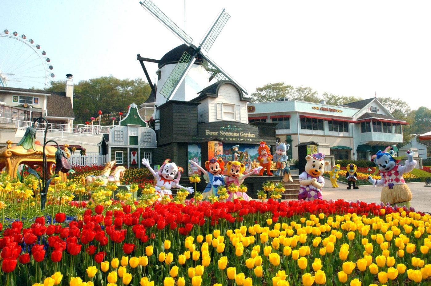 Everland Theme Park (Carousell)