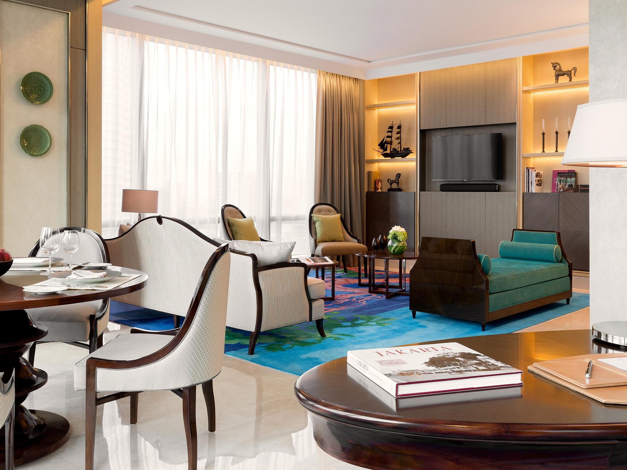 Hotel Raffles Jakarta (Agoda)