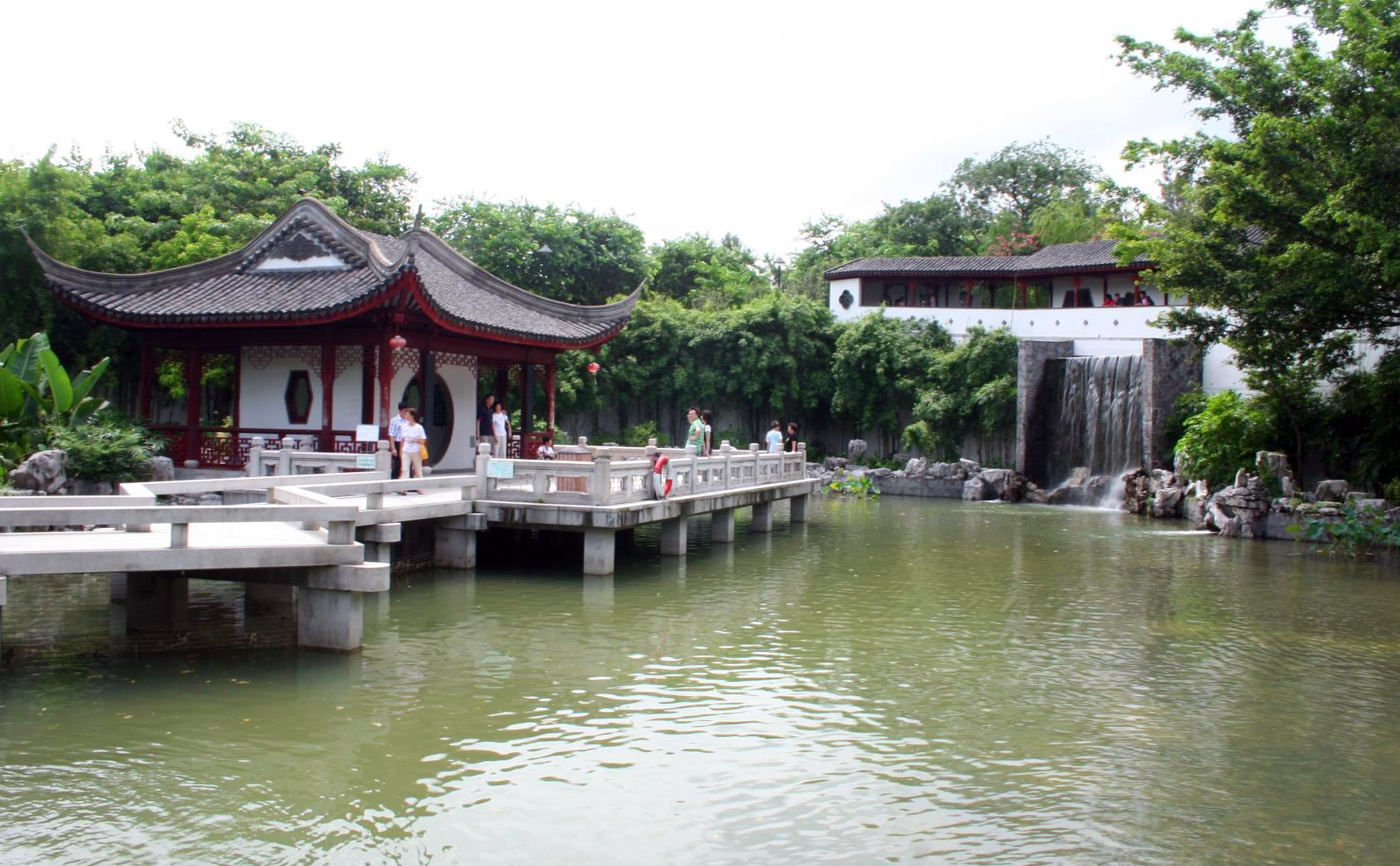 Kowloon Walled City Park (panduanwisata.id)