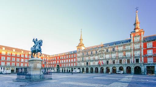 Plaza Mayor (pinterest)