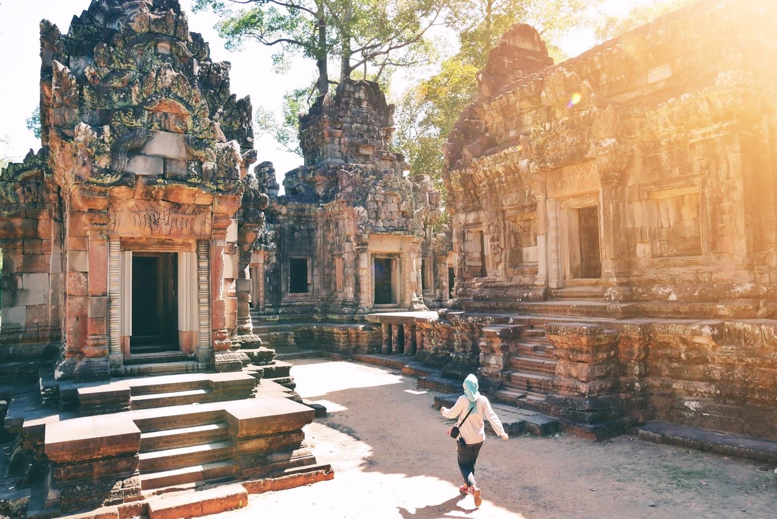 Angkor Wat (aplatefortwo)