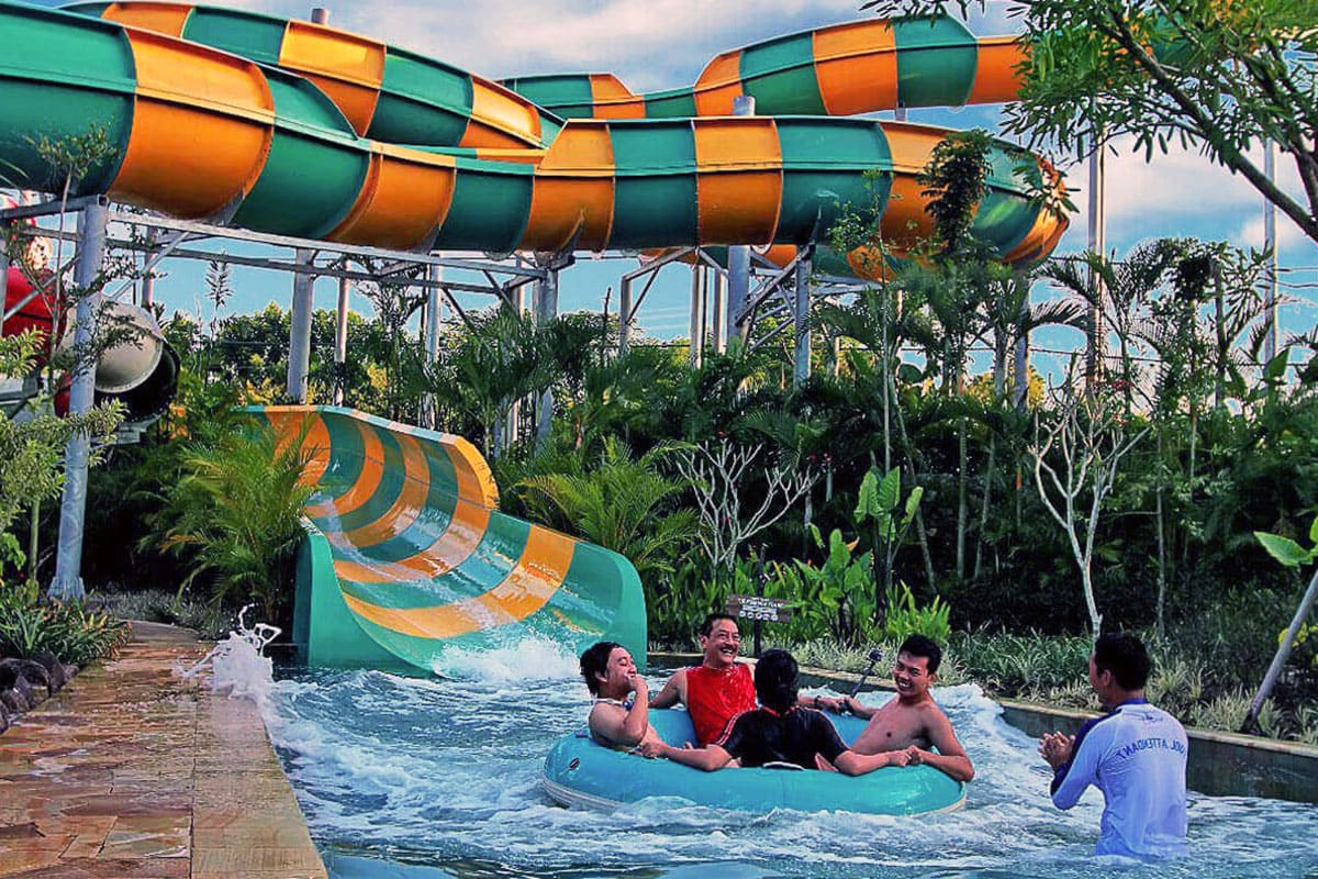 wisata di Jogja - Jogja Bay Pirates Adventure Park (widyalokawisata)