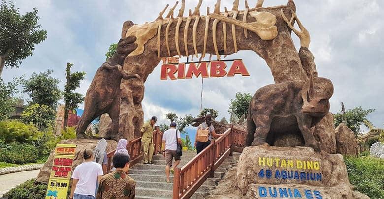 Jatim Park 3 - The Rimba (macigo)