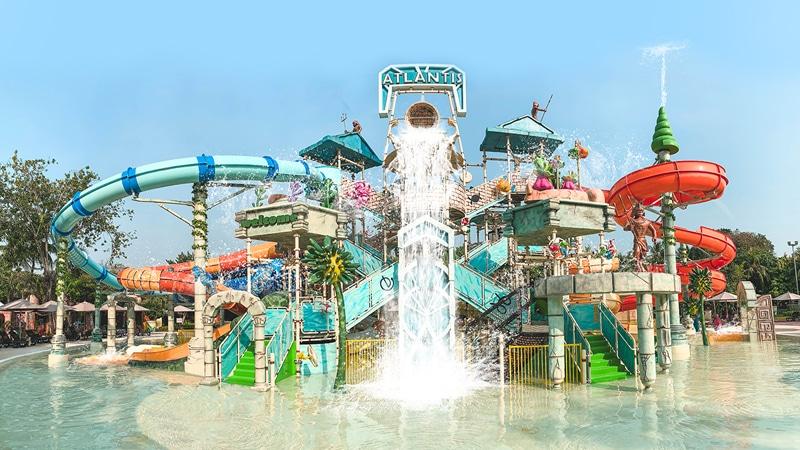 Ancol - Atlantis Water Adventure (askara)