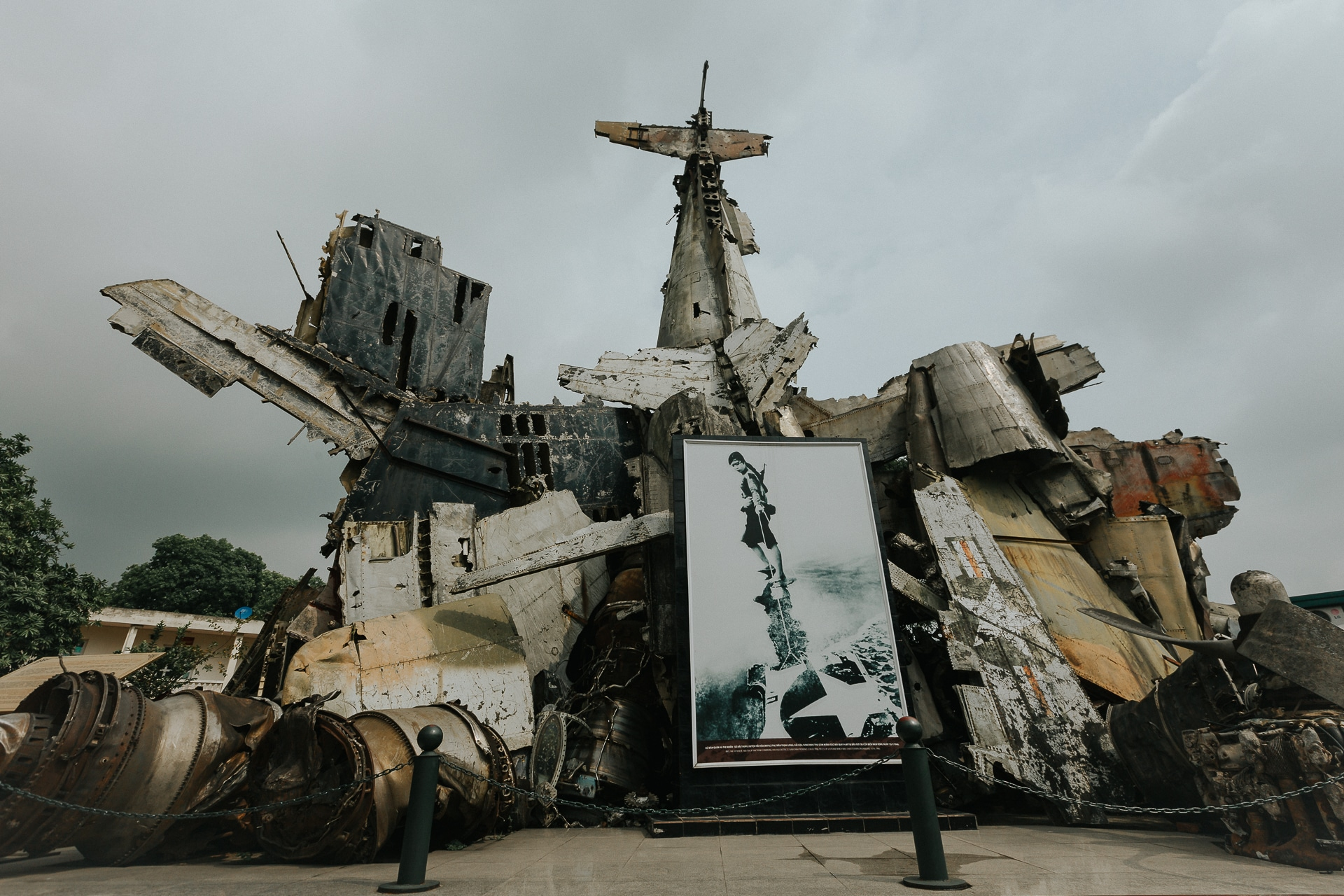 Hanoi Military Museum (arokis)
