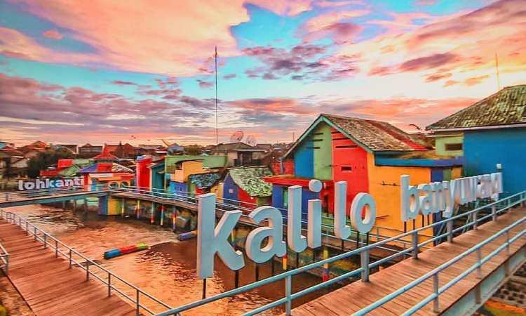 wisata Banyuwangi - Jembatan selfie Kalilo (javatravel)