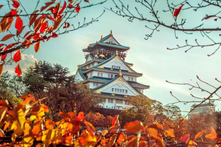 Osaka Castle (trip)