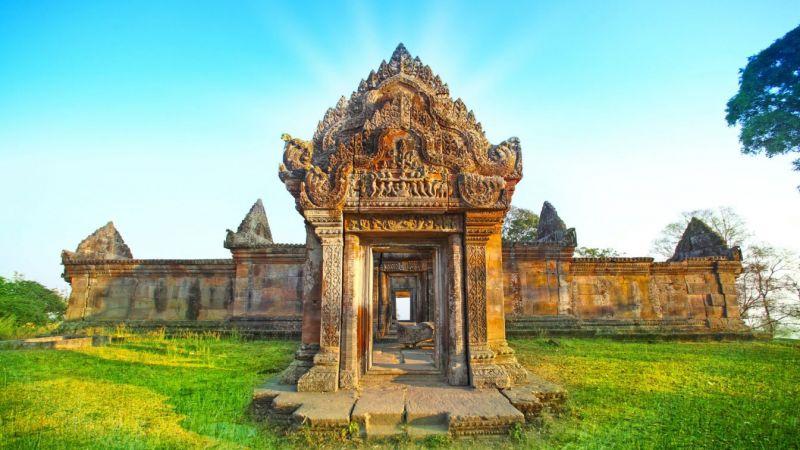 tempat wisata di Kamboja - Preah Vihear (dreamstime)