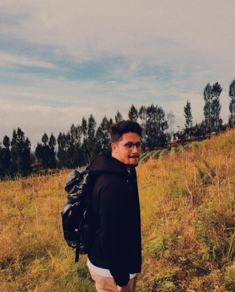 Solo Traveling Ransel (ghyan)