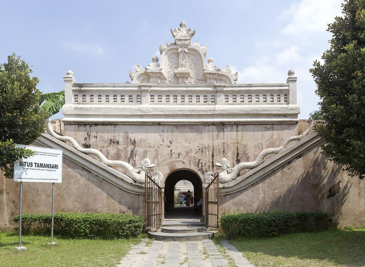 Taman Sari Jogja - Gapura Panggung (reddoorz)