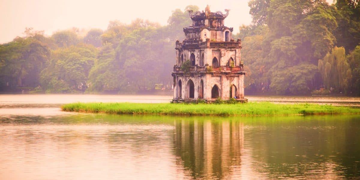 Tempat Wisata di Hanoi