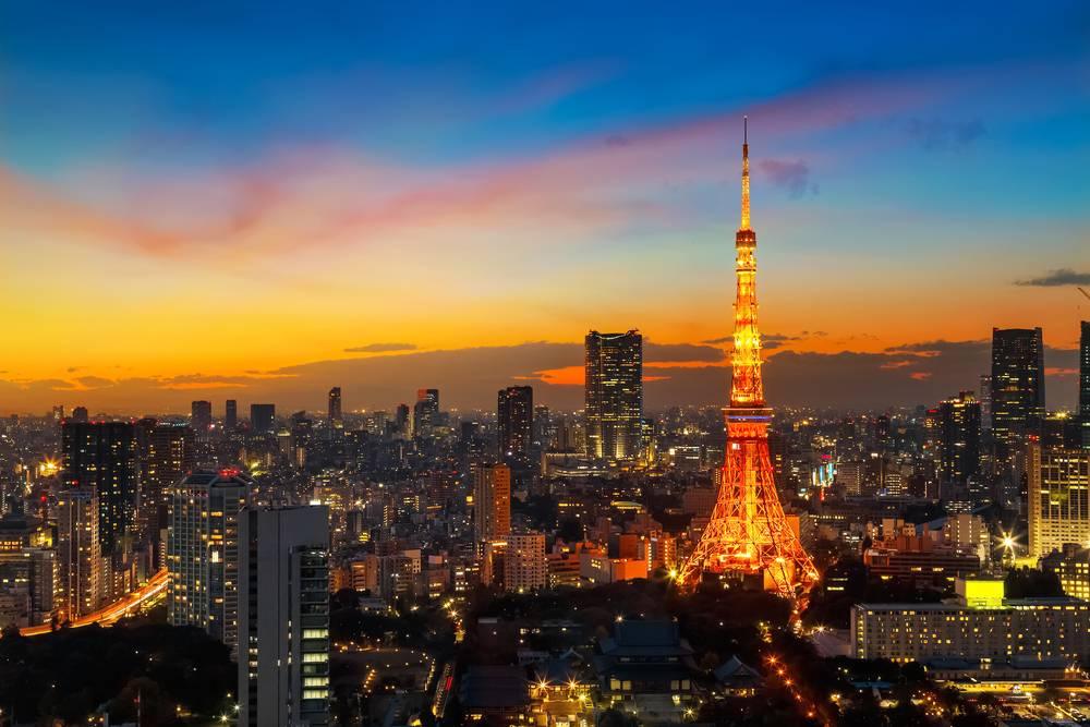 Tokyo Tower (korinatour)