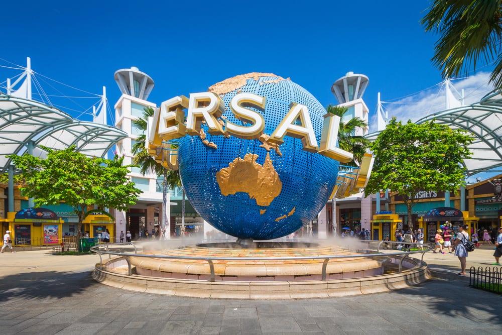 Universal Studio Singapore (blibli)