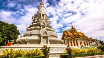 tempat wisata di Kamboja