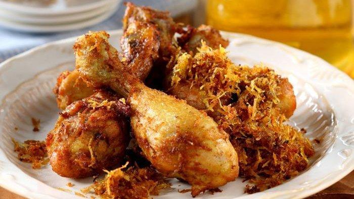 wisata kuliner Semarang kekinian - Ayam Goreng Pakne Heksa (tribunnews)