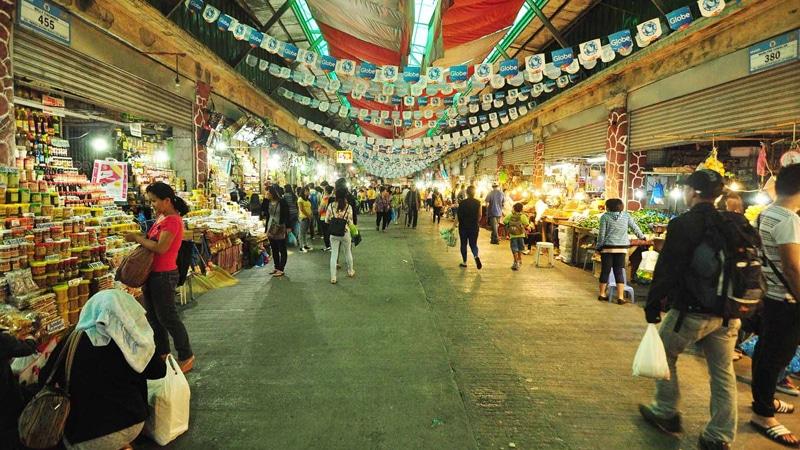 Baguio City Market (bomboradyo)