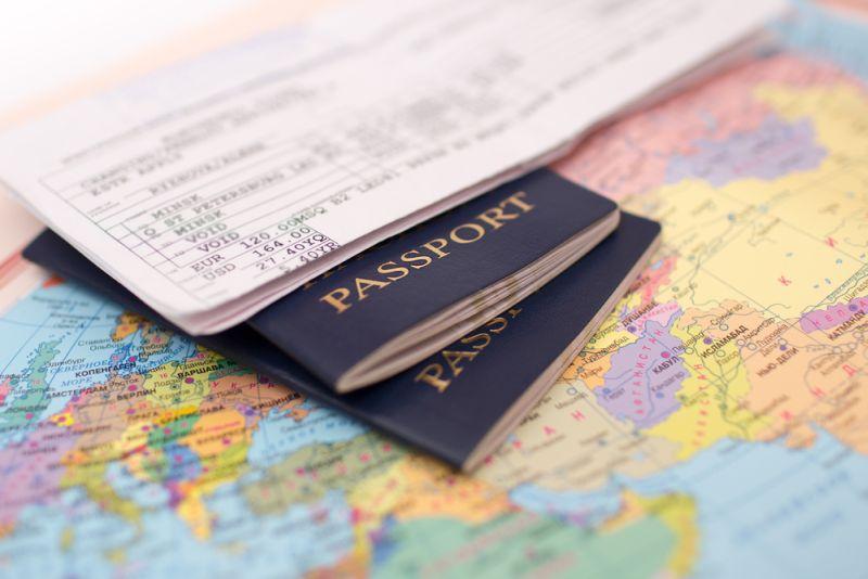 Dokumen Pembuatan Visa (economy.okezone)