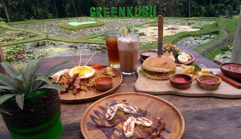 Kuliner Bali - Green Kubu Café (ubudproperty)