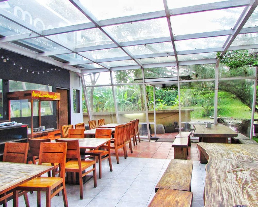 kuliner Bogor hits - Lemon8 Café (idntimes)